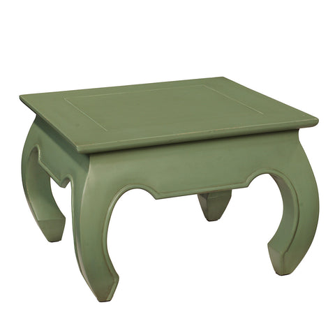 Cire Opium Coffee Table, Green Bay