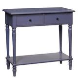 Balai Table, Lavender Violet
