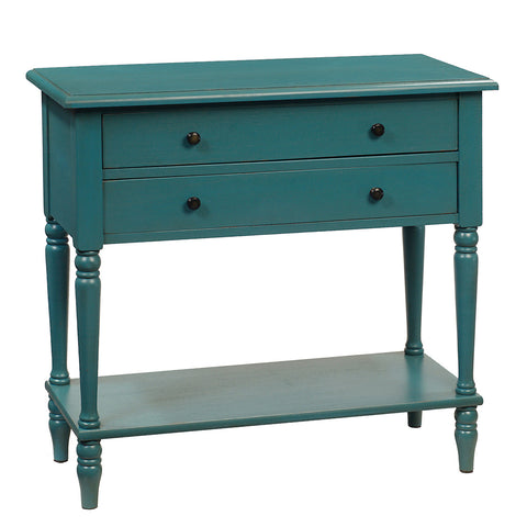 Alam Table Teal