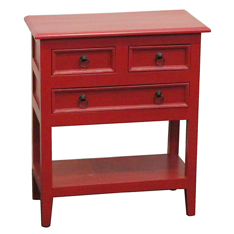 Han Table, Ruby Red