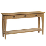 Chewi Console, Natural