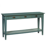 Chewi Console, Teal