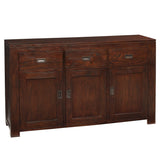 Leia Sideboard, Light Mahogany