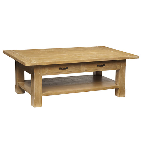 Dakota Coffee Table, Natural