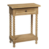 Tidore Side Table, Natural