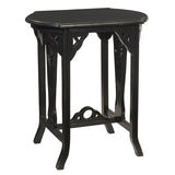 Merapi Table, Black