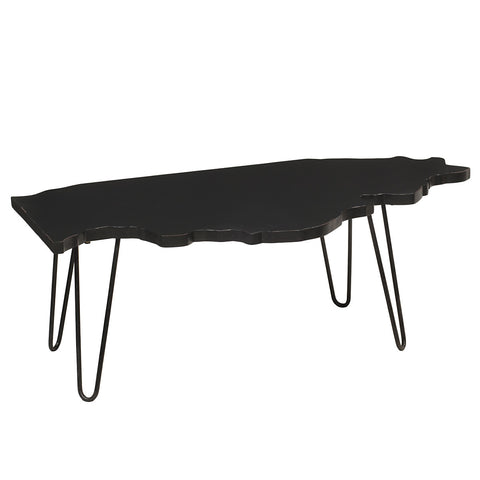 Illinois Coffee Table, Black