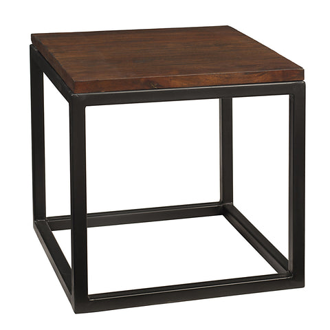 "Bunching Table 20"" x 20"" x 19"", Light Mahogany"