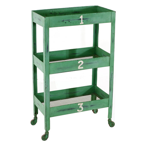 Iron Trolley, Wowsers Green