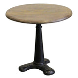 Cerrosafe End Table, Carbon Wash