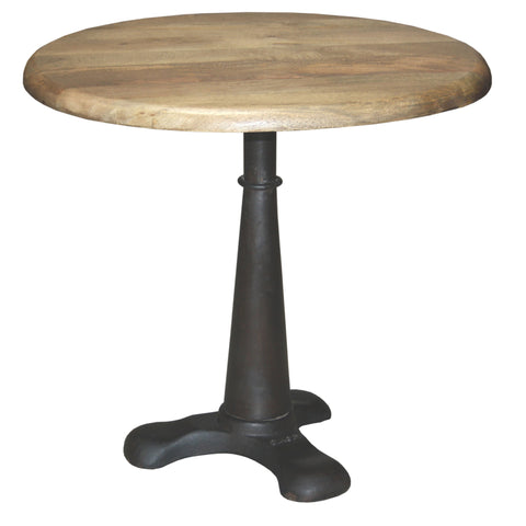 Cerrosafe End Table, Black