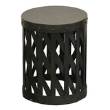 Mala Industrial Stool, Acid Wash