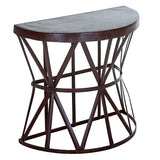 Dehati Stool, Acid Wash