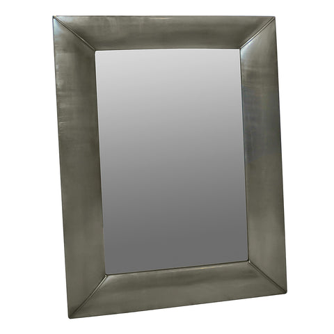 Naples Iron Mirror, Nickel