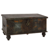 Tian Wooden Trunk 35""