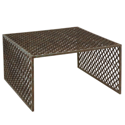 Iron Coffee Table