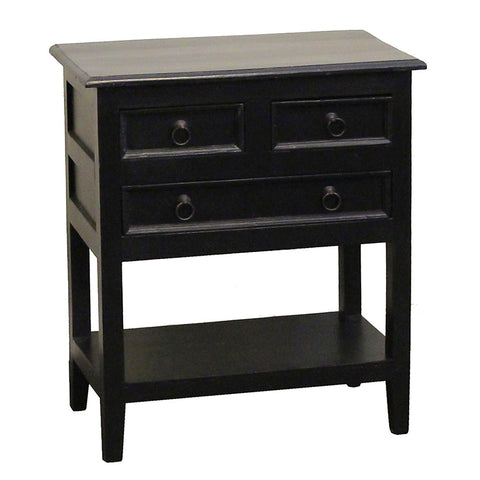 Han Table, Black