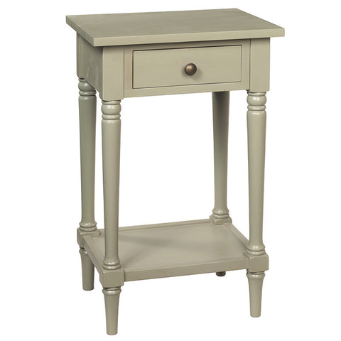 Gino Pedestal Table, Green Bay