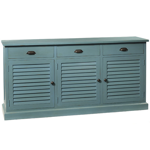 Louvre Sideboard, Teal