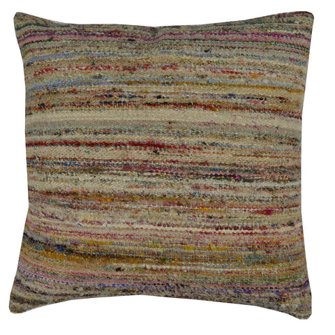 Colorful Stripes Pillow 20