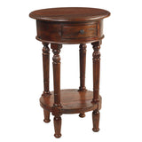 Sithripio Table, Light Mahogany