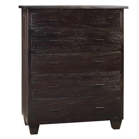 Milo Live Edge Chest, Espresso