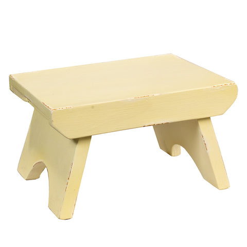 Lexie Step Stool, Snow White
