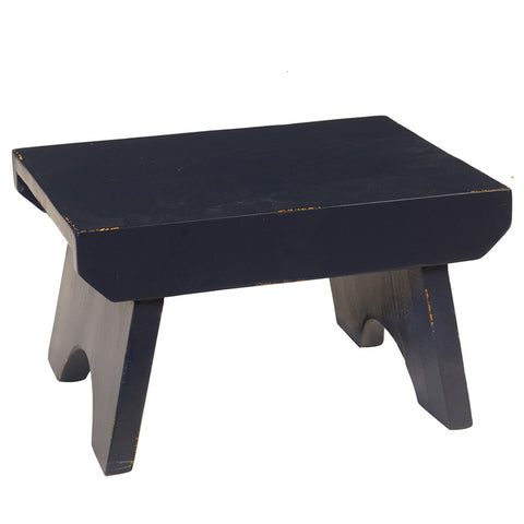 Lexie Step Stool, Cobalt Blue