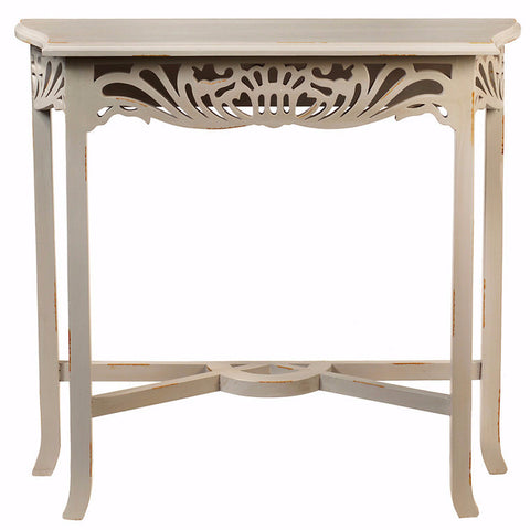 Asmara Table, Glacier Gray