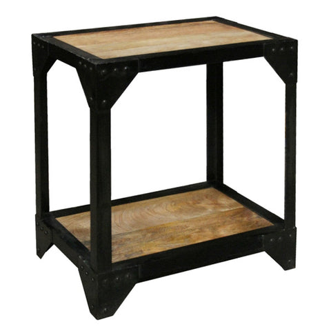 Orophin Iron Side Table