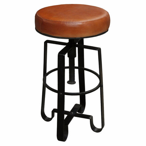 Erestor Adjustable Height Stool