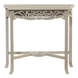 Asmara Table, Silver Gray
