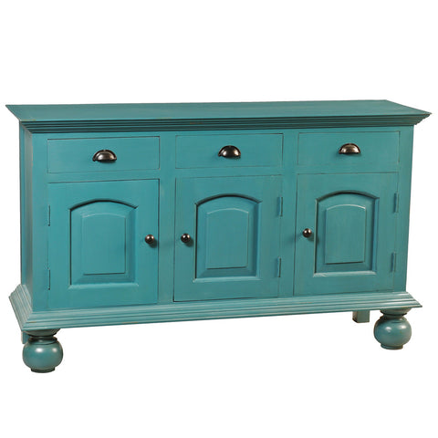 Solo Buffet, Teal