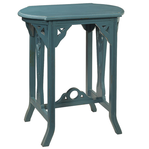 Merapi Table, Teal