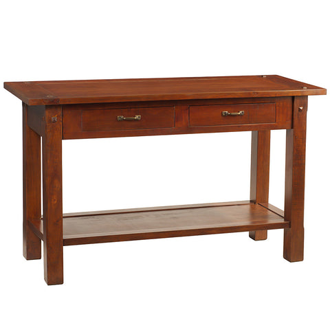 Dakota Console, Light Mahogany