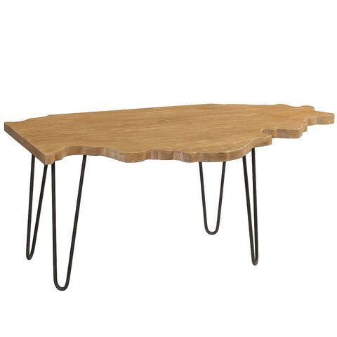 Illinois Coffee Table, Natural