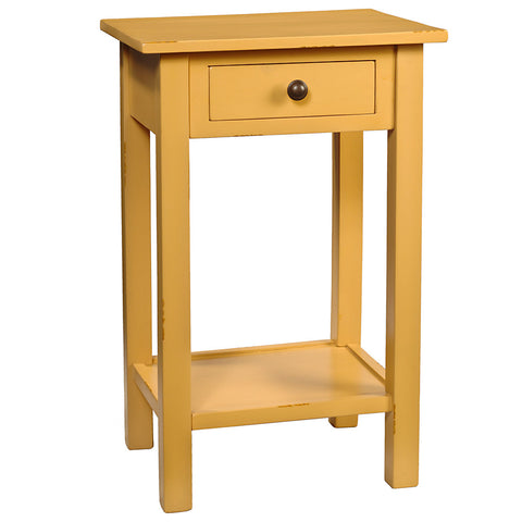 Griffin Side Table, Sunset Gold