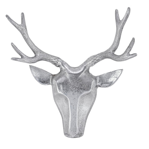 Deer Head, Aluminum