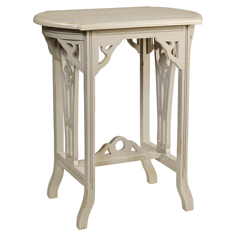 Merapi Table, Silver Gray