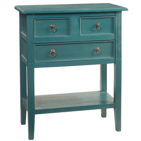 Han Table, Ocean Green