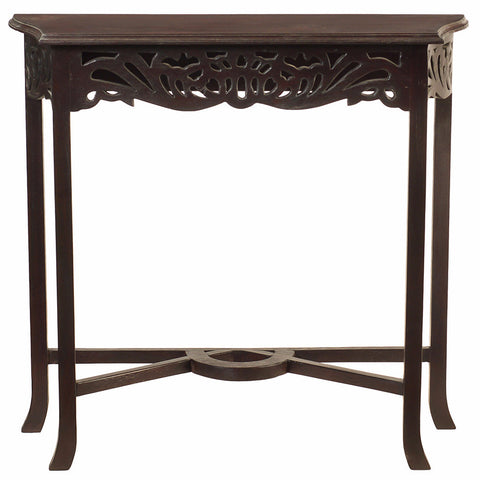 Asmara Table, Dark Mahogany