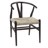 Bonito Dining Chair, Dark Mahogany