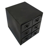 Diesel Iron 6 Drawer Chest