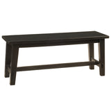 Trenon Bench, Black
