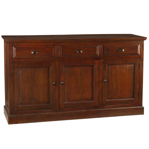Noah Buffet, Light Mahogany