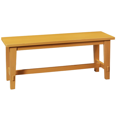Trenon Bench, Sunset Gold