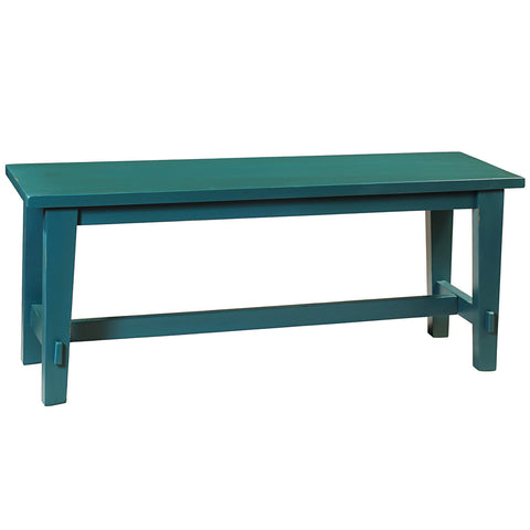 Trenon Bench, Ocean Green