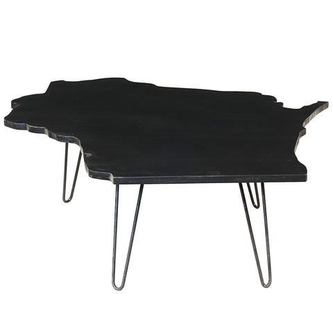 Wisconsin Coffee Table, Black