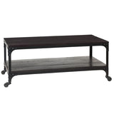 Bedford Coffee Table, Rustic Espresso