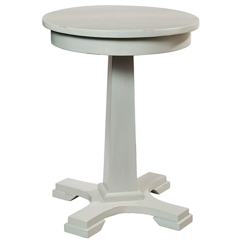 Empire Side Table, Glacier Gray